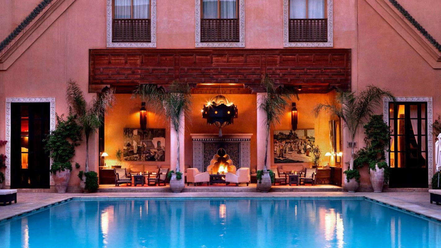 s jour golf au maroc marrakech l 39 h tel les jardins de. Black Bedroom Furniture Sets. Home Design Ideas