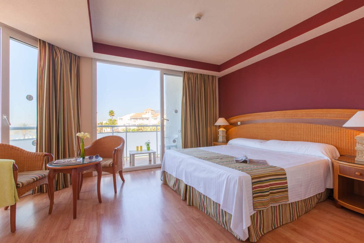 Spain Golf Stay In Marbella In Club Marmara Hotel 4 Stars