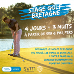 stage golf Bretagne